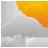 nébulosité variable, des giboulées de pluie, neige ou grésil
