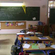 Accrochage scolaire à Bruxelles