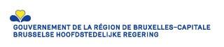 logo Gouvernent de la region Bruxelles-Capital - Brussels Hoofdstedelijke Regering