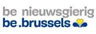Logo be nieuwsgierig be .brussels