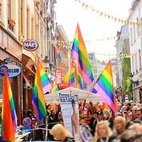 GayParade a Bruxelles