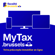 The property tax has never been so easy with MyTax.brussels